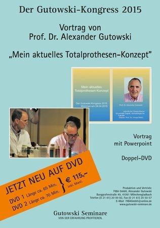 Der Gutowski-Kongress 2015 - Vortrag von Prof. Dr. Alexander Gutowski