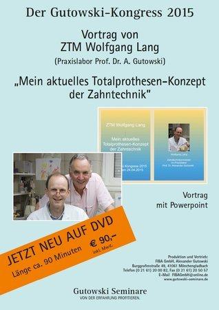 Der Gutowski-Kongress 2015 - Vortrag von ZTM Wolfgang Lang